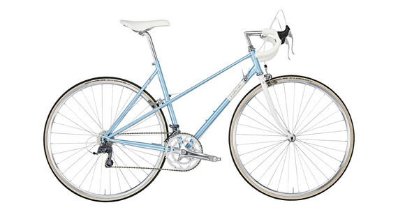 Creme Echo Solo Mixte sky blue